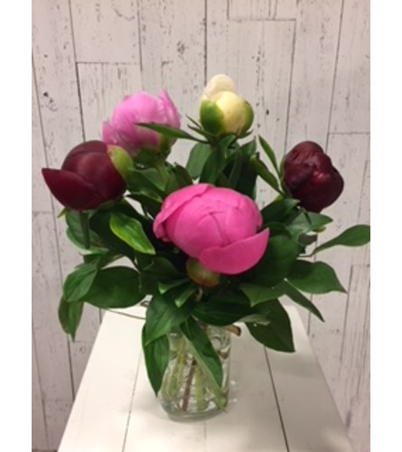 Beautiful Peony Bouquet
