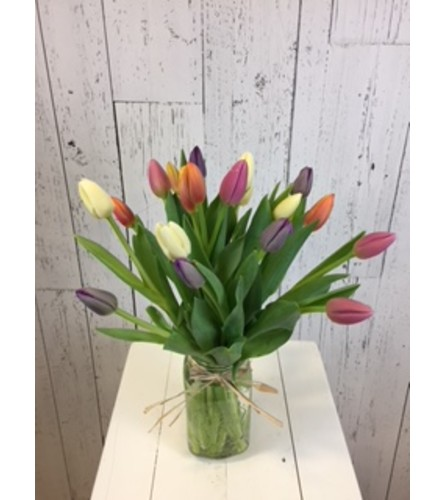 20 Tulip Bouquet