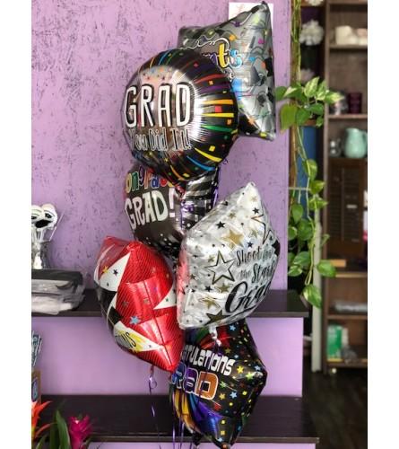 Congratulation Graduate Balloon Bouquet (6)