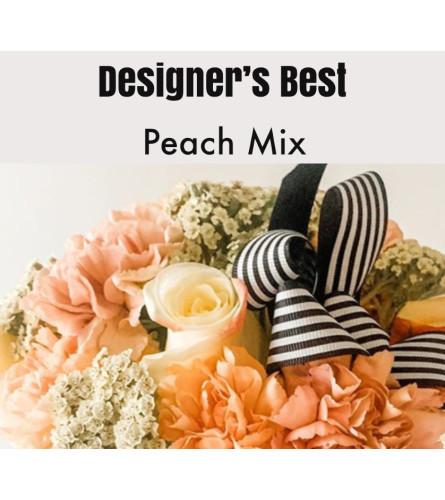 Designer's Best-Peach