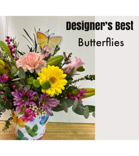 Designer's Best-Butterfly