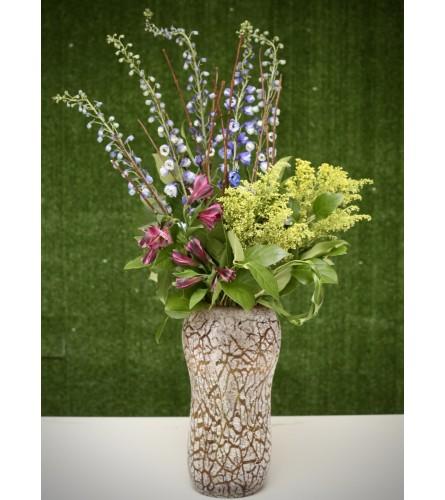 Modern Elegance Floral Arrangement