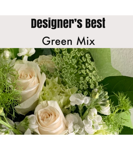 Designer's Best-Green