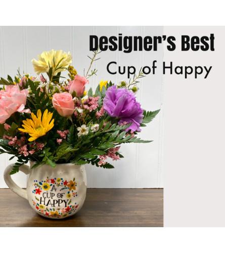 Designer's Best-A Cup of Happy
