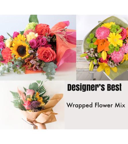 Designer's Best-Wrapped Stems