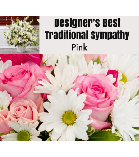 Pink Mix-Traditional Sympathy