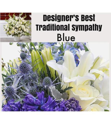 Blue Mix-Traditional Sympathy