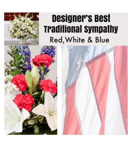 Patriotic Mix-Traditional Sympathy