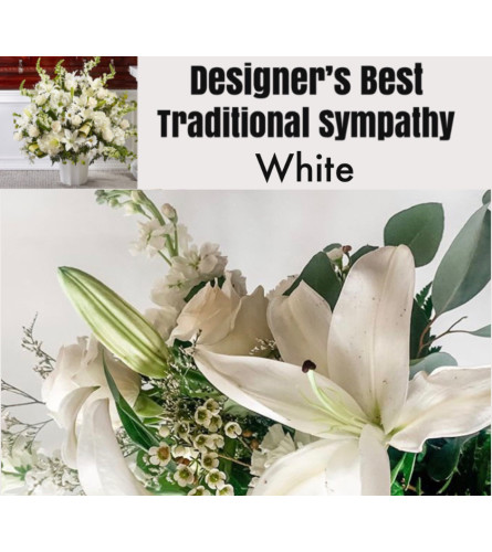 White Mix-Traditional Sympathy