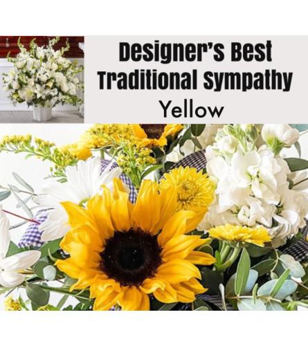 Yellow Mix-Traditional Sympathy