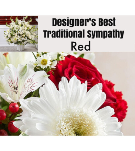 Red Mix-Traditional Sympathy