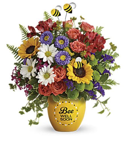 The Garden of Wellness Bouquet