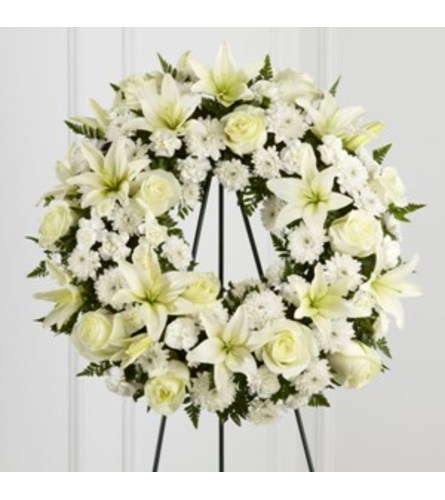 Standing Tribute Wreath