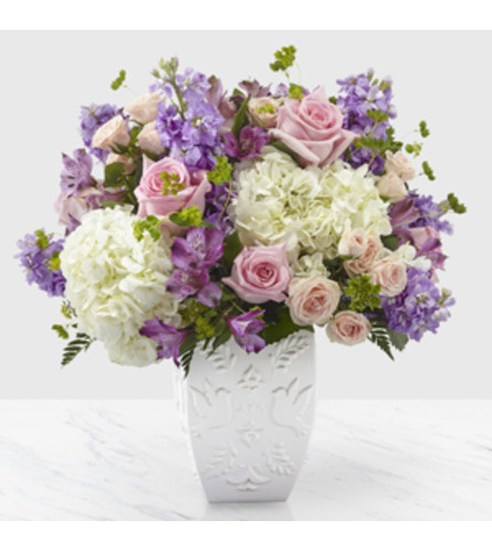 Lavender Peace & Hope Bqt