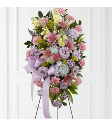 Blessings of the Earth Easel Arrangement
