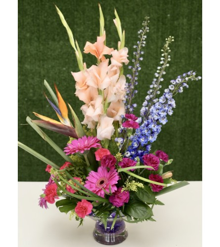 Grace & Elegance Floral Arrangement
