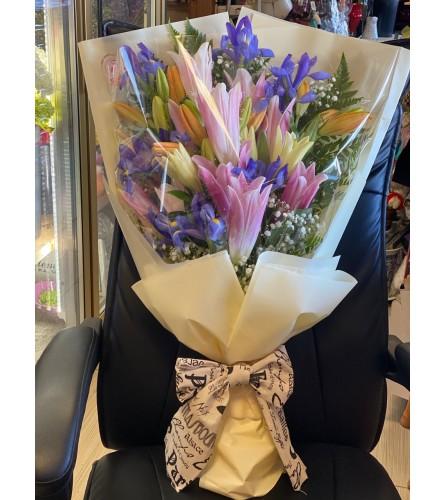 Long Presentation Bouquet