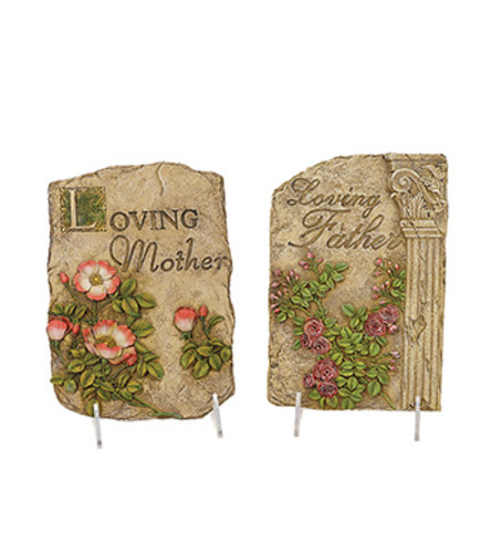 LOVING MOTHER PLAQUE