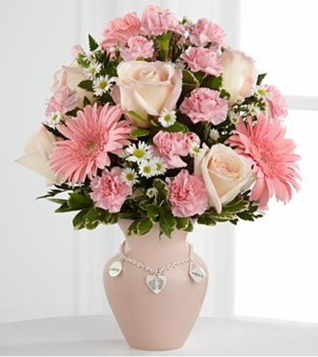 MOTHER'S CHARM BOUQUET