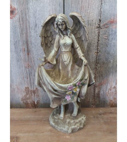 Angel with Skirt