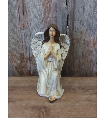 Angel on One Knee