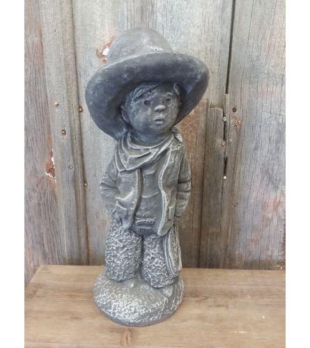 Statue - Little Cowboy