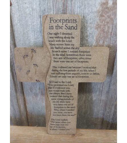 Cross 'Footprints'