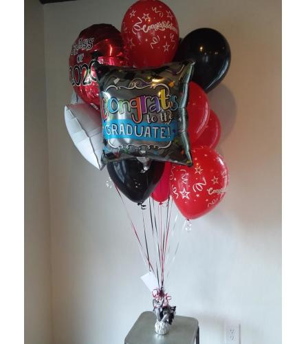 GRADUATION BALLOON BOUQUET 2020