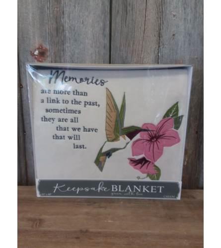 "Blanket - ""Memories"""