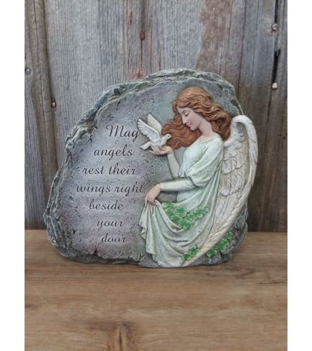 """Statue - """"May Angels Rest"""""""