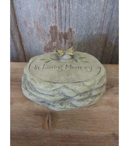 "Memory Box ""In Loving Memory"""
