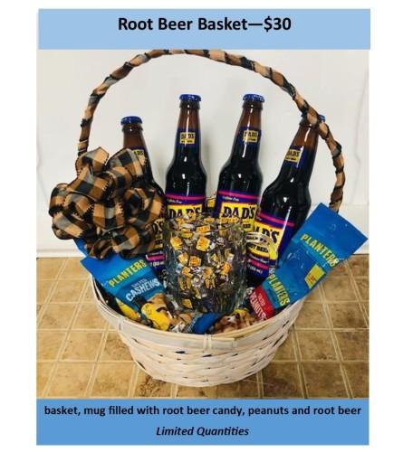 Root Beer Basket