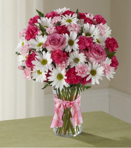 Sweet Surprises Bouquet Vase Arrangement