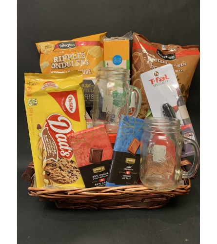 Father's Day Goodie Basket