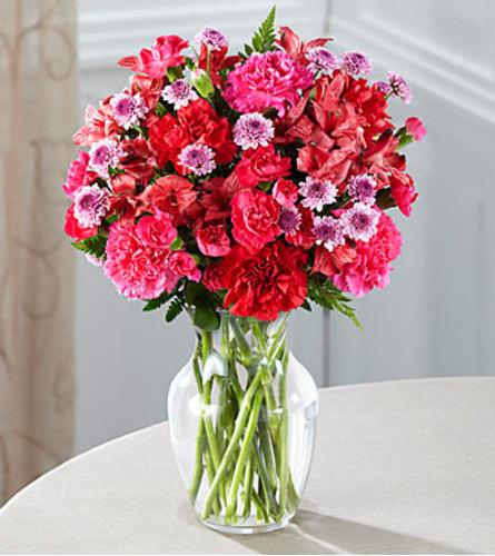 Thoughtful Expressions Bouquet Vase Arrangement