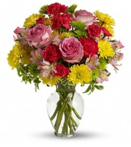 Garden Walk Vase Arrangement