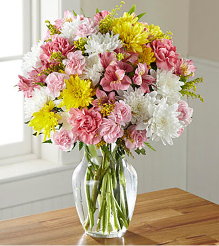 Sweeter Than Ever Bouquet Vase Arrangement