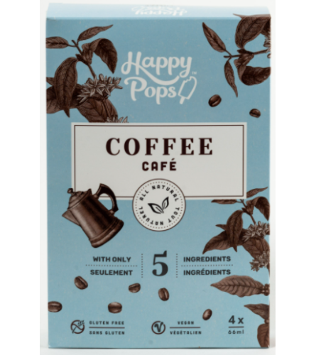 Happy Pops™ (Cafe/Coffee)