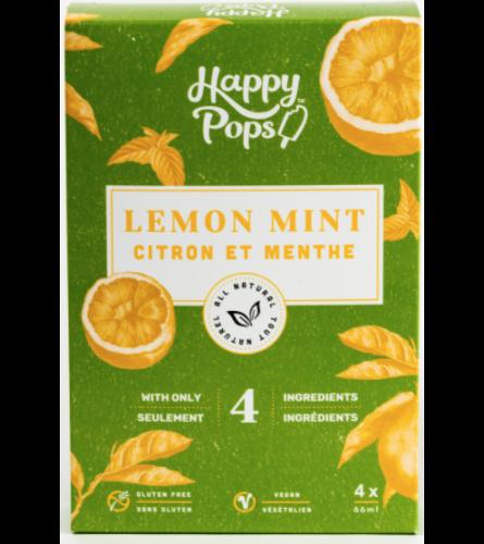 Happy Pops™ (Lemon Mint/Citron et Menthe)