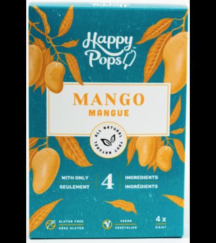 Happy Pops™ (Mango/Mangue)
