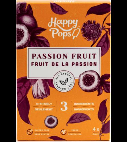 Happy Pops™ (Passion Fruit/Fruit De La Passion)