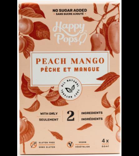 Happy Pops™ (Peach & Mango/Peche Et Mangue)