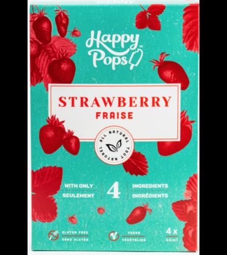 Happy Pops™ (Strawberry/Fraise)