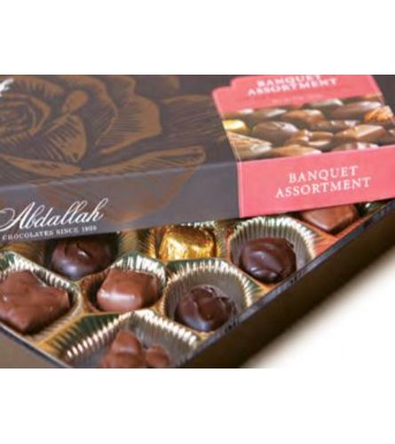 Assorted Fine Chocolates Gift Box