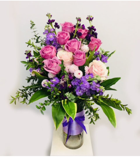 Elegance Vase Arrangement