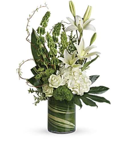 Botanical Beauty Vase