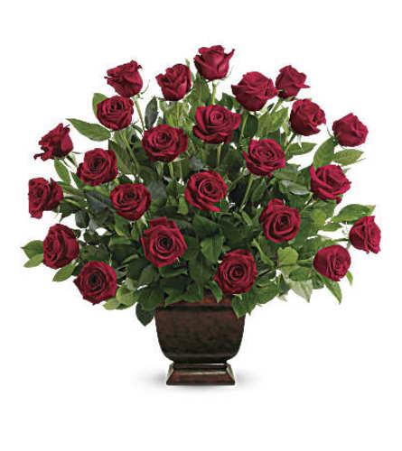 Red Rose Memory