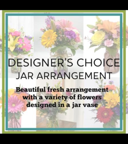 Jar Arrangement