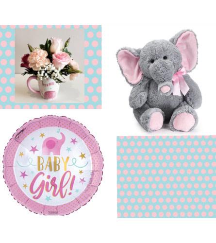 Baby Girl-Mug