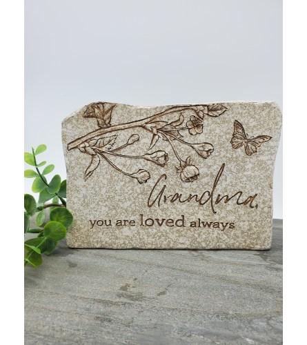 Grandma Sympathy Stone
